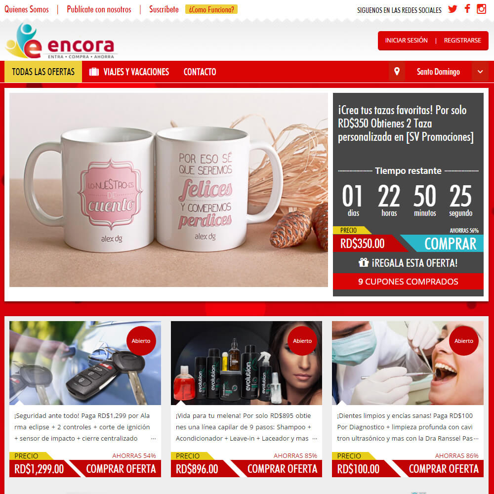 Encora.com.do