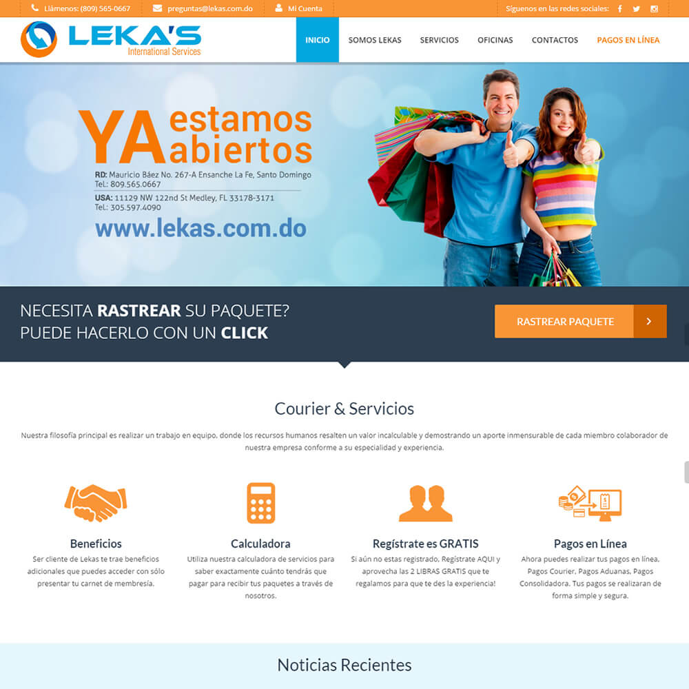 Lekas.com.do
